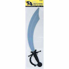 Top Quality Plastic Pirate Sword Toy Costume Halloween Toys Gift Adult Accessory