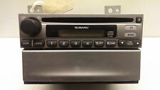 Original Subaru Forester Radio Receiver AM-FM-CD-Player 86201SA360 CQ-JF7660A