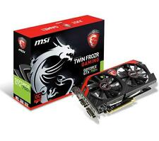 MSI GeForce GTX 750Ti OC Twin Frozr 2GB GDDR5 PCI-E 3.0 (N750TI TF 2GD5/OC)