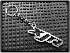 KEYRING for YAMAHA XJR - STAINLESS STEEL - HAND MADE - CHAIN LOOP FOB
