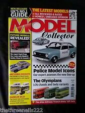 MODEL COLLECTOR - POLICE MODEL ICONS - MAY 2011