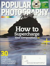 Popular Photography Magazine Nov 2013 How to Supercharge Your Compositions