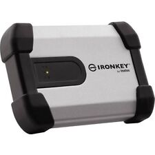"Ironkey H350 2 Tb 2.5"" External Hard Drive - Usb 3.0 - 115 Mb/s Maximum Read"
