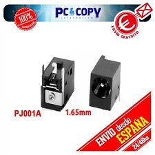 CONECTOR PORTATIL DC POWER JACK PJ001A-1.65mm HP Pavilion ZE49xx series: ZE4905