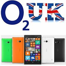 UK O2 Unlock Code Nokia Lumia 520 525 610 625 635 640 720 735 925 930 1020 1050
