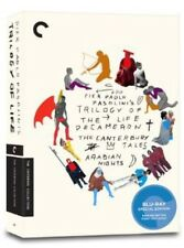 Trilogy of Life [Criterion Collection] [3 Discs] (2012, Blu-ray NIEUW)3 DISC SET