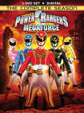 POWER RANGERS MEGAFORCE: THE COMPLETE SEASON (NEW DVD)