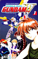 """ Mobile Suit GUNDAM Wing - Band 1 ( 01 ) """