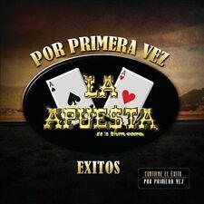 NEW - Por Primera Vez: Exitos by La Apuesta