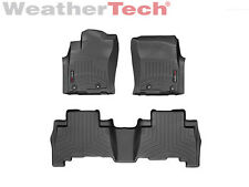 WeatherTec​​​h Floor Mats FloorLiner for Lexus GX - 2014-2017 - Black