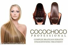 COCOCHOCO Pure Brazilian Blow Dry Hair Keratin Straightening Treatment 50ml KIT