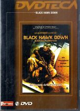 BLACK HAWK DOWN di Ridley Scott DVD FILM Usato Near Mint Edit.