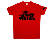SAAB 99 Turbo T-shirt - Top Quality Print - 100% Combed Cotton Retro Classic