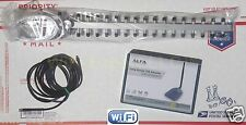 WiFi Antenna 18dBi YAGI + ALFA NHV Super Long Range Booster GET FREE INTERNET US