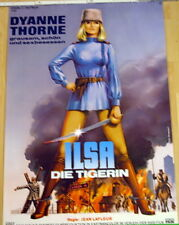 Dyanne Thorne ILSA - DIE TIGERIN  Plakat A1 EA gerollt !