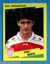 FOOTBALL 98 BELGIO Panini -Figurina-Sticker n. 288 - MARTIC -EXC MOUSCRON-New