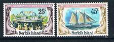 Norfolk Is 1975 Launching of Resolution SG 170/1 MNH