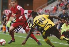 LEYTON ORIENT: SHANE LOWRY SIGNED 6x4 ACTION PHOTO+COA