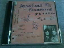 THE INDIGO GIRLS - Retrospective CD Alternative USA
