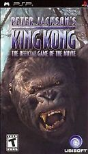 Peter Jackson's King Kong Game of the Movie UMD PSP SONY PLAYSTATION PORTABLE