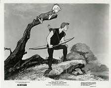 WALT DISNEY MERLIN THE SWORD IN THE STONE 1963 VINTAGE PHOTO ORIGINAL N°5