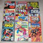 (12) Different Issues THOR #s 375,376,409,450,456,465,472 - 475,477, Annual 19