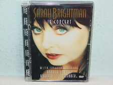 "*****DVD-SARAH BRIGHTMAN""IN CONCERT-With Special Guests""-1997 Warner Music*****"