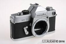 MINOLTA SR-7 Gehäuse - SNr: 2139365