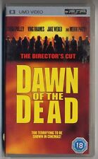 DAWN OF THE DEAD the director's cut - UMD video PSP