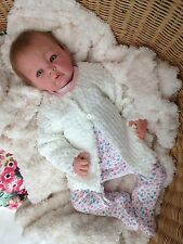 REALISTIC REBORN BABY Daisy from Ellie Knoop's Luca