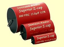 1 pc. Jantzen Audio  Z-SUPERIOR Cap  0,47uF 800VDC   MKP  2%  17x43mm  axial