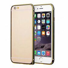 NEW Ultra thin Aluminum Metal Black Bumper Frame Cover Case for iPhone 5S 5