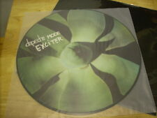 a941981 Depeche Mode Exciter 12-inch Vinyl Picture Disc LP Made in England