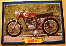 DUCATI MACH 1 250 CLASSIC MOTORCYCLE BIKE 1960'S PICTURE PRINT 1965