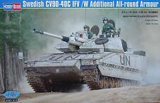 HOBBYBOSS® 82475  Sweden CV90-40C IFV/W Add. a.-r. Armour in 1:35