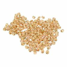 100 Czech Glass Fire Polished Beads size 4mm ideal for Jewellery Making