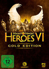 PC Computer Spiel ***** Might & Magic: Heroes 6 VI Gold Edition *********NEU*NEW
