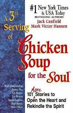 A 3rd Serving of Chicken Soup for the Soul 1996 Jack Canfield Mark Victor Hansen