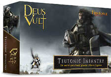 Fireforge Games 28mm Teutonic Infantry Deus Vult # 005