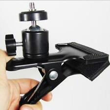 Newest Studio Photography Clip Clamp Mount for Backdrop Camera Tripod Lights JJ