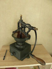 Coffee grinder antique peugeot aines old crank Kaffee caffè century machine MILL