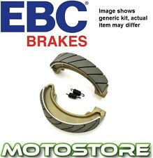 EBC FRONT BRAKE SHOES GROOVED FITS YAMAHA DT 125 E MX LC 1974-1985