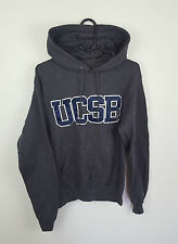 VTG RETRO MENS USA GREY CHAMPION ATHLETIC SPORTS OVERHEAD SWEATSHIRT HOODIE S