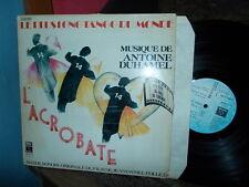 Antoine DUHAMEL : Le plus long tango du monde ( BOF film soundtrack) / EMI LP