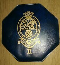 Princess of Wales's Regiment coaster British Army Northern Ireland Ulster