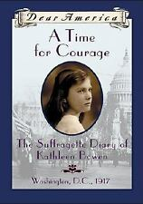 Dear America - Time For Courage (2002) - Used - Trade Cloth (Hardcover)