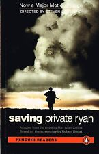 Penguin Readers Based on the Screenplay SAVING PRIVATE RYAN Level 6 Advanced NEW