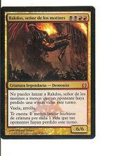 mtg Magic 1x Rakdos, Lord of Riots (Rakdos, señor de los motines) Spanish NM-