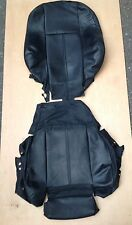 Bmw E39 or E38 Bottom Seat Cover, SPORT (BLACK), OEM, 8239381, 8199380