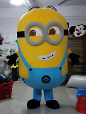 Hot sale!Minions Despicable Me Mascot Costume EPE Fancy Dress Outfit Adult #03